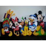 Figuras De Anime Mickey, Frozen, Moana Y Más