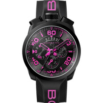 Bomberg Bolt-68 Neon Purple Chronograph 45mm Bs431 Diego Vez