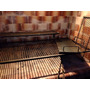Parrilla Artesanal 120x60cm Con Plancha Y Sobre Parrilla