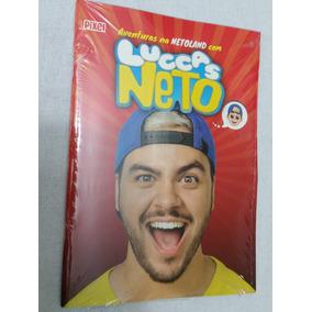 Livro Luccas Neto #