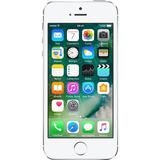 Iphone 5s 16gb Anatel Lacrado Prata Ate 12x Garantia 1 Ano