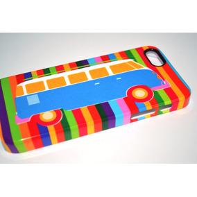 Capa De Celular Para Iphone 5 Original Vw - Apr057001gb