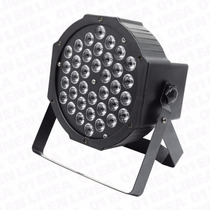 Luz Tacho Par Led Proton Rgb Audio Dmx Salon Dj 36 Leds