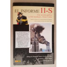 El Informe 11-s Panini Novela Grafica Tapa Dura Libro Comic