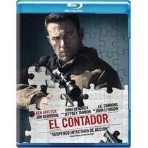 El Contador The Accountant Pelicula En Blu-ray