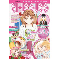 Revista Shojo:especial Wataru Yoshizumi Yoshizumi, Wataru