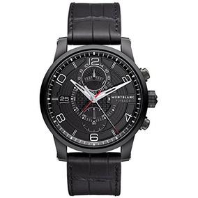Reloj Montblanc Timewalker Flyback Chronograph Hombre De Ed