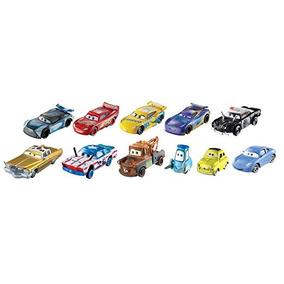 Coches De Disney Pixar Cars Collection (10 Paquetes)