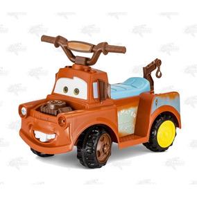 Moto Para Niños Electrica 6v Disney Cars, Mate Xtreme