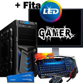 Cpu Gamer Mx200 Wi-fi Ótimo Desempenho 4gb Barato Gta V