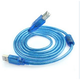 Cable Para Impresora Blindado Usb 2.0 X 7 Metros