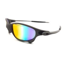 Óculos Oakley Juliet 100% Polarizado Várias Cores Liquidação 623ef04354