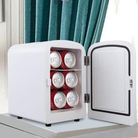 4l Auto Coche Barco Mini Nevera Refrigerador Calentador