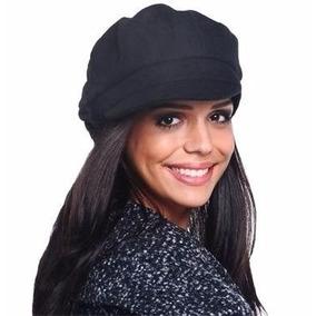 Touca Gorro Chapeu Boina Feminina - Acessórios da Moda em Mato ... 8a87a7658fa