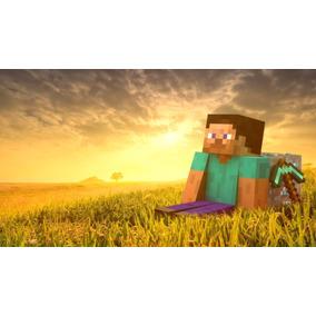 Minecraft Actualizable Pc Formato Digital Español