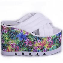 Zueco Sandalia Tacochino Mod Rayito De Sol De Shoes Bayres