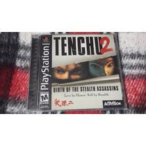 Tenchu 2 Para Ps1 Usado Completo
