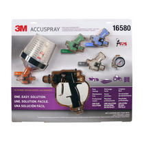 Kit Pistola Accuspray One Con Pps 3m Automotriz , 16580