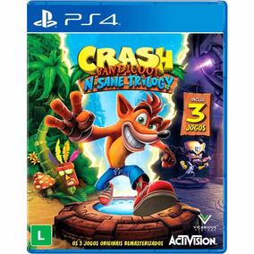 Jogo Crash Bandicoot N