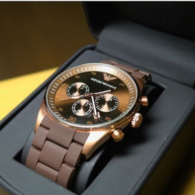 56e749e2267 Relogio Emporio Armani Ar1400 Chronograph Masculino - Relógios De ...