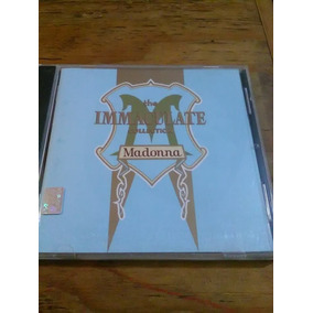 Madonna The Inmaculate Collection Cd Y Boleto Mdna Tour