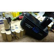 Bateria 24v Recambio De Pilas Internas Bosch Dewalt Makita