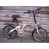 Bicicleta Plegable R 20 X-terra Fx20 Richard Bikes