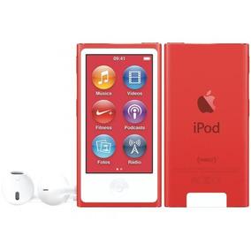 Ipod Nano 16gb Tela 2,5 - Multi Touch, Rádio Fm Lacrado!
