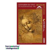 16018 Da Vinci Rostro Rompecabezas 1000 Piezas Ricordi