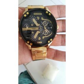 Relógio Diesel Dourado 7333