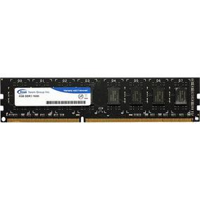 Memoria Ram Team Ddr3 4gb 1600mhz Pc3-12800 Dimm 240 Pin