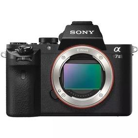 Câmera Sony Alhpa 7rii + Kit De Lentes (24-70mm E 50mm)