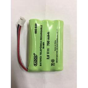 Bateria Para Telefono Rural Telcel Unefon Movistar