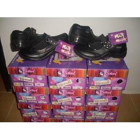 Zapatos Escolares Sifrinitas Talla 39 Solo Envio