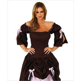 Disfraz Sexy Epoca Renacimiento Vestido Medieval Adulto