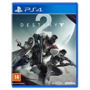 Jogo Destiny 2 Para Ps4 - Game Playstation 4 - Sony