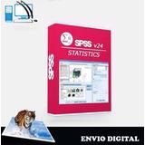 Sps.s Estadistica 24 - Windows Y Mac