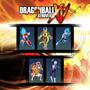 Dragon Ball Xenoverse Solo Tres Dlcs Ps3 Digital Oferta Smg