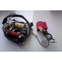 Kit Conversor Cdi (c/bobina De Pulso) Honda Cg125 Ml 83 A 90