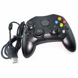 Control Generico Para Xbox Clasico Negro