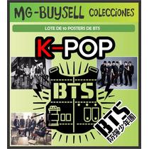 Colección K-pop - Bts - Poster