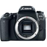 Camara Digital Canon Eos 77d Cuerpo 24.2 Mp