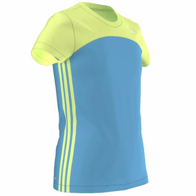 Playera Atletica Yg Gu Tee Niña adidas Ab4750