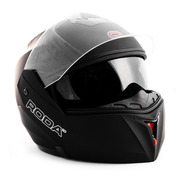 Casco Roda Revenge Abatible Gafa Interna Certificado Dot