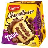 Panetone Chocotonne Trufa De Chocolate Bauducco 550 Gramas