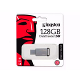 Kingston Memoria Usb 128gb Datatraveler Dt50/128gb
