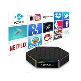 Tv Box T95z Plus S912 Octa Core 3 Gb 32gb 4k, Android 7.1.1