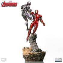 Diorama Series 1/6 Iron Man Avengers Marvel Figure Iron Stud