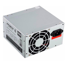 Fuente De Alimentacion Pc Box 500w  atx 20+4 Pin