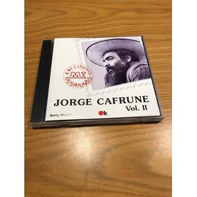 Jorge Cafrune Vol Ii Cd Ok Musimundo Folklore 1996 Cd